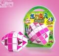 boa qualidade cubo jardim luz led personalizado ice cube bandeja de madeira decorativa cubo