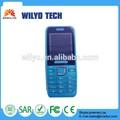 E52 2.2 pulgadas Gsm desbloqueado pequeño de doble Sim barato del teléfono celular