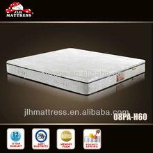 Venda quente as medições para cama de massagem da china colchão fabricante 08PA-H60