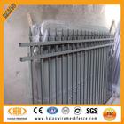 Anping haiao prefab fence panels steel galvanized steel deer fence