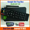 Dual Core Set Top Box Full HD sex 1080p porn video Android Smart tv box XBMC Media Player YOUTUBE