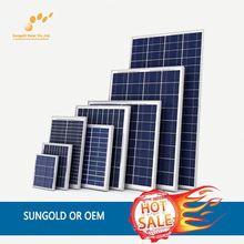 OEM 110 watt solar panel --- Factory direct sale