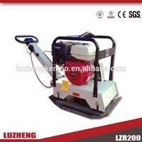 Convenient handle hydraulic vibrating plate compactor