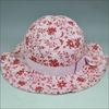 2014 Fashion custom floral printed bucket hats