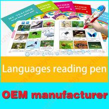 Digital Reader Pen Factory Custom Talking Pen