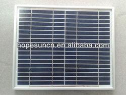 The best quality lowest price solar panel,Ploycrystalline 10W solar panel