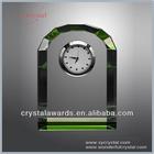 The Color Table crystal clock souvenir