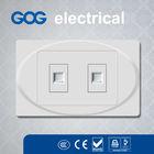 american wall switch socket, american standard computer socket,electrical switch socket south american standard