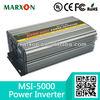 5kw power inverter MSI-5000 peak 10000 watt power inverter