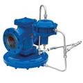 A membrana controllato regolatore/regolatore per caldaia trasportabile impianto