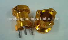 high quality aluminum special cnc low price kart hub