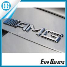 custom chrome auto letters racing emblems car emblems metal badges auto badge vw car badge emblems
