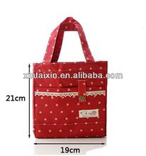 New design lunch bag cooler lunch bag