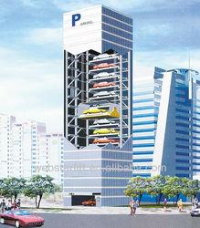 Professional PCS-Type Tower Auto Parking equipment