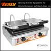 Electric grill sandwich maker