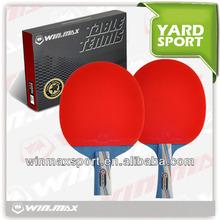Winmax brand 5 stars facilities equipment table tennis racket