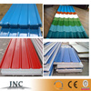 Alibaba wholesale color coated corrugated galvanized zinc roofing sheets materials price per ton