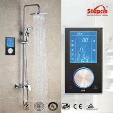 Rain Shower Water Bathroom Water Control