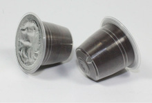 compatible coffee capsules for Nespresso system