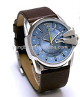 2014 South America Hot selling watch with genuine leather
