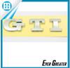 custom chrome auto V8 letterings abs emblems car emblems GTI chrome logo badge stickers badges auto badge vw car badge emblems
