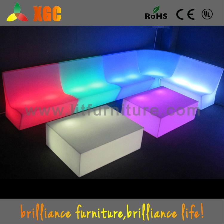 Nightclub Furniture Wholesale großhandel kunststoff geführt bar nachtclub disco bistro möbel ...