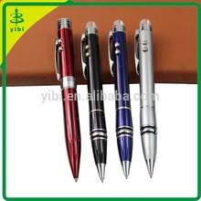 SJB-Y012 hot-selling gift metal ball laser led light pen