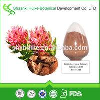 100% natural wild resources rhodiola rosea p. e. salidroside with anti-fatigue effect
