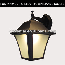 exterior path light sandy black colour led wall lamp