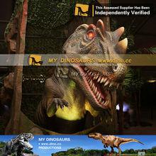 Dinosaur art children led prop dinosaur