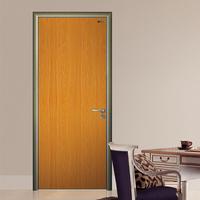 Non Mal-shape Interior Wooden Door New Design Single Door