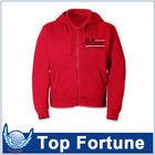 custom zip up fashion hoodies