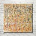 2014 projetado novo venda quente abstrato moderno pintura a óleo da decoração da parede