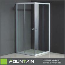 New Design Free Standing Glass Shower Enclosure