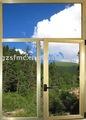 moderno casal casement janela da grade de design