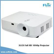 Top quality ! Home cinema 1080P Video 3 LCD Home Theater Projector