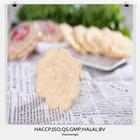 Pumpkin pie cracker