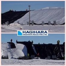 Durable Japanese HAGIHARA,Snow-Tex,Waterproof Tarp Sheet,with thermal barrier.Hard plastic sheet.