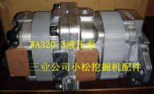 loader parts WA320-3 hydraulic pump 705-55-24130 china pump factory
