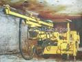 Hierro minería brazo simple de la rueda plataforma de perforación