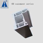 60 series plastic vinyl pvcu window frame