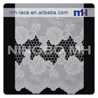 Embroidery Scalloped Cotton Fabric Eyelet Lace 120cm - S007287