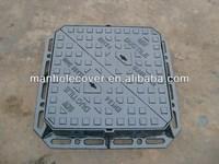 ductile iron manhole cover EN124