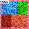 Colored EPDM rubber playground/sports surface from EPDM granules(FL-G-V-054)