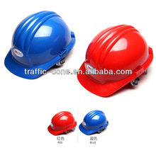 Hot Sale ABS/HDPE Construction Hard Safety Helmet