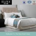 branco de alta qualidade de algodão do hotel hotel lençóis de linho de cama do hotel conjunto de folhas