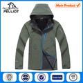 de alta calidad baratos al por mayor de poliéster deportes de equipo chaquetas para los hombres