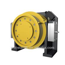 Permenent Magnet Synchronization Gearless Elevator Traction Motor