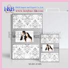 Digital PVC Sheet 4x6 Photo Album 200 Photos For Wedding