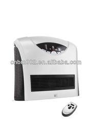 Negative Ionizer Active Carbon Filter Pre-filter ElectroStatic precipitator (E.S.P.)Hepa Air Cleaner for car/home/office